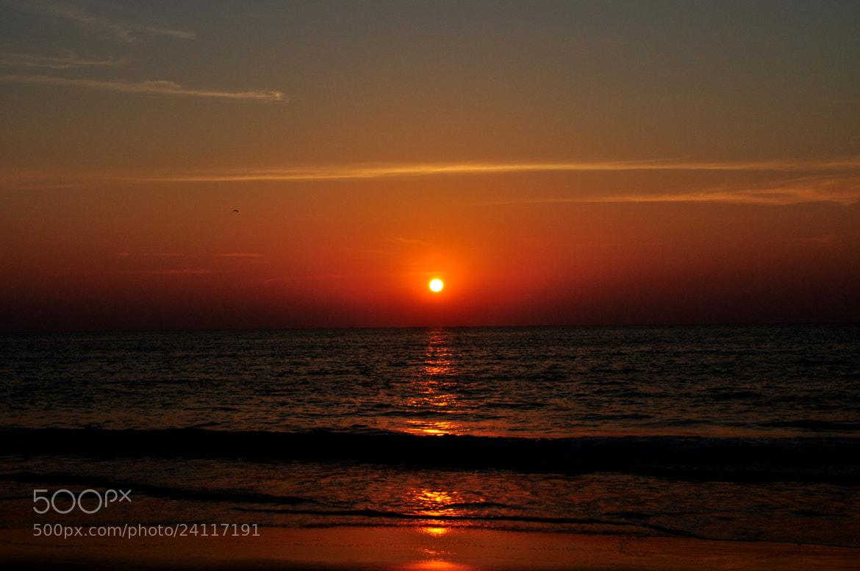 Photograph Sunset by Chaithanya Holla on 500px