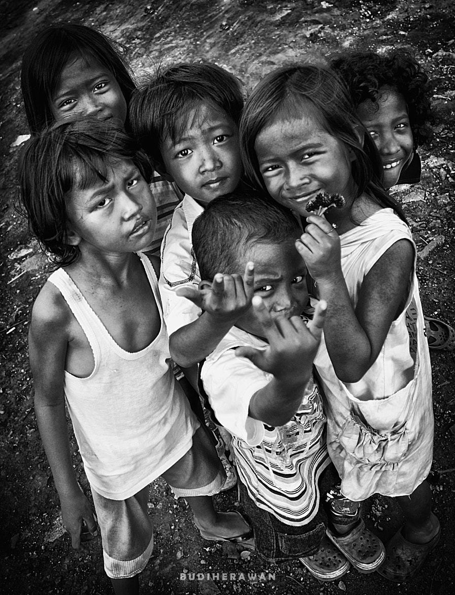 Photograph little smiles by Budi Herawan on 500px