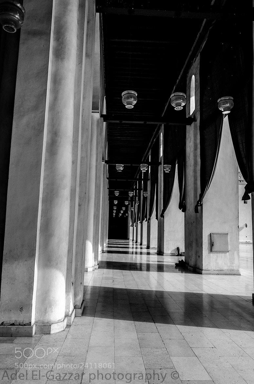 Photograph The corridor by Adel  El-Gazzar on 500px