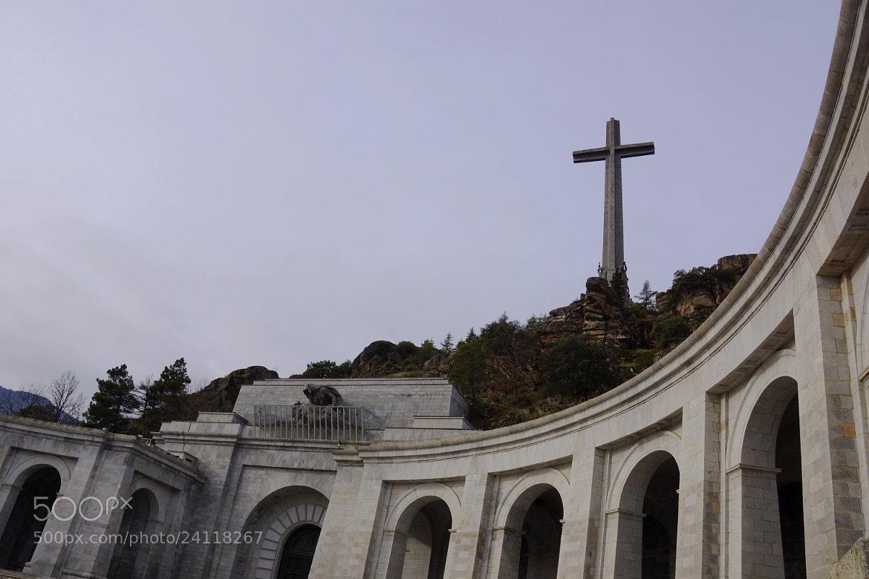 Photograph Abadia de la Santa Cruz by José Antonio Fontal Álvarez on 500px