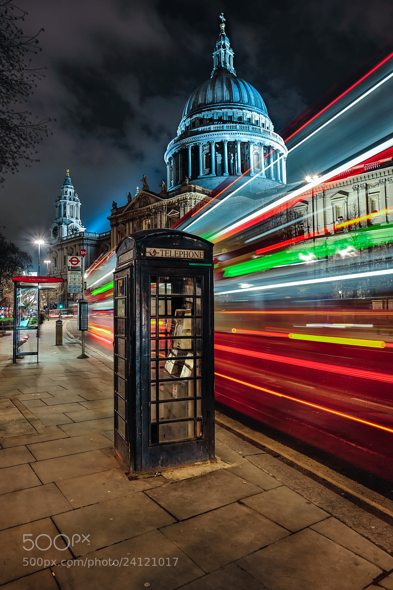Photograph London's St Paul's Cathedral by Gene Krasko on 500px