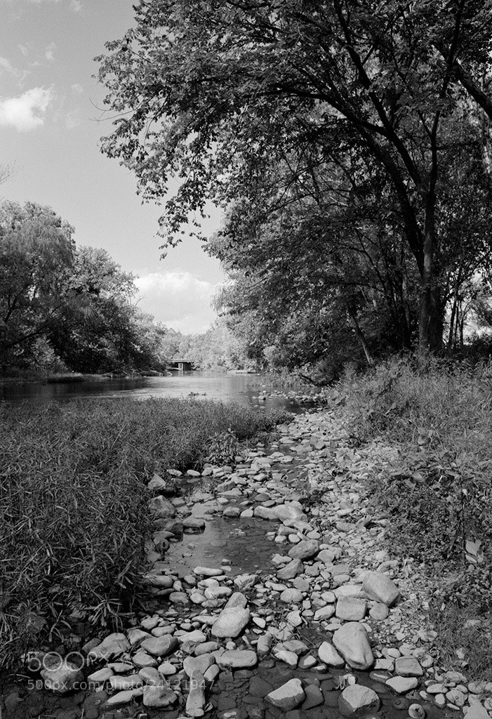 Photograph Roanoke River by Paul Glover on 500px
