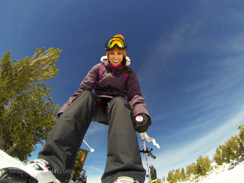 Photograph Ski Cam! by Tori Lesikar on 500px