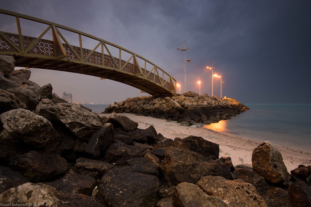 Photograph Kuwait - Stormy Sunrise by Yousef Bohamed on 500px