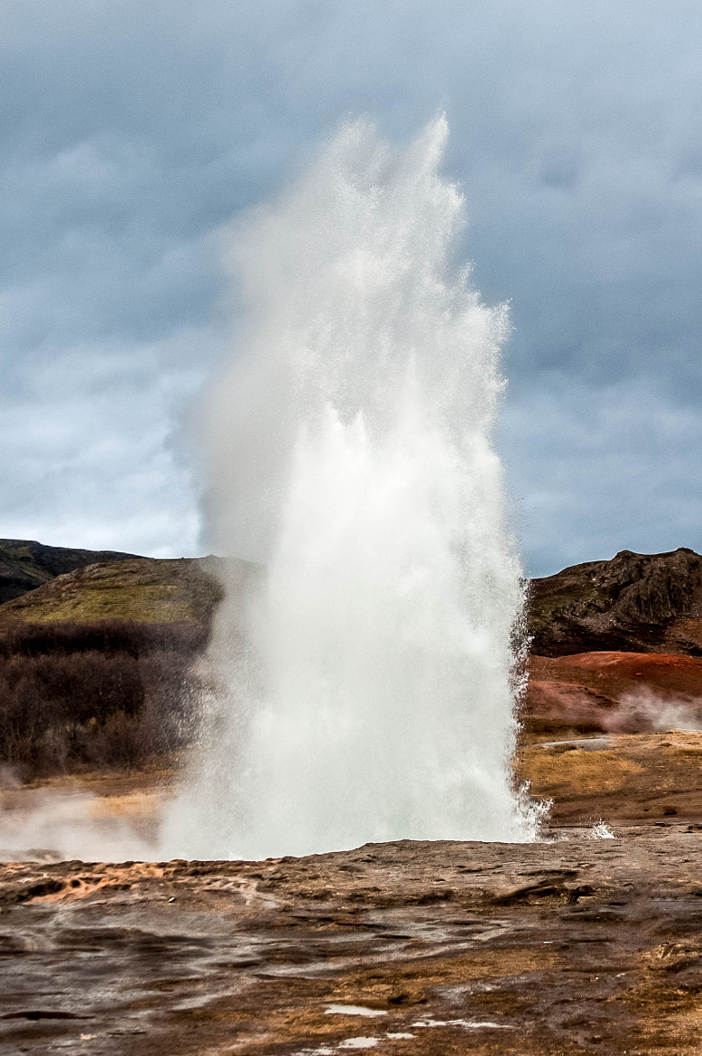 Photograph Geyser by Lowe Hulterström on 500px
