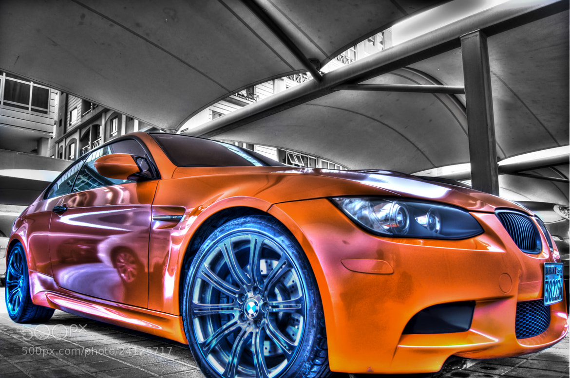 Photograph BMW M3 by Razvi Sinnen on 500px