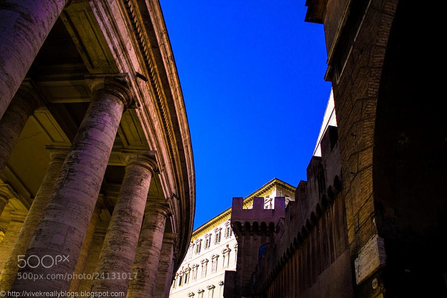 Vatican by Vivek Pandey (pandeyvivek)) on 500px.com