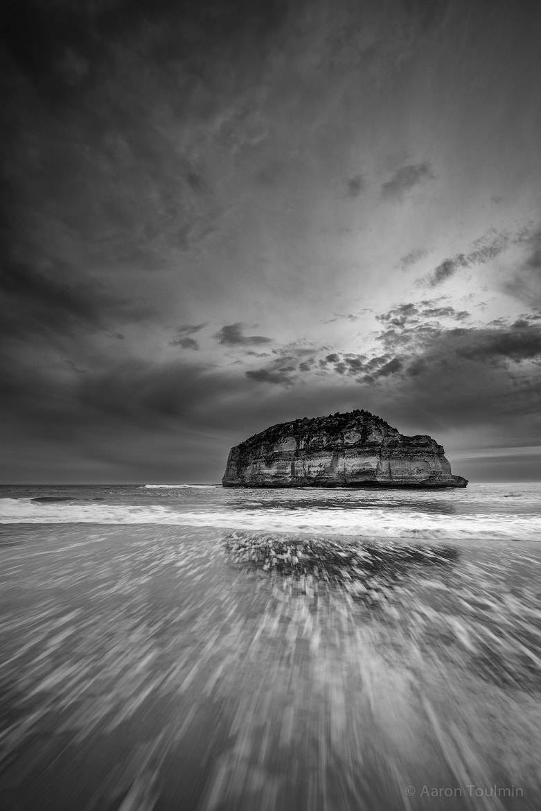 Photograph Childers Cove B&W by Aaron Toulmin on 500px