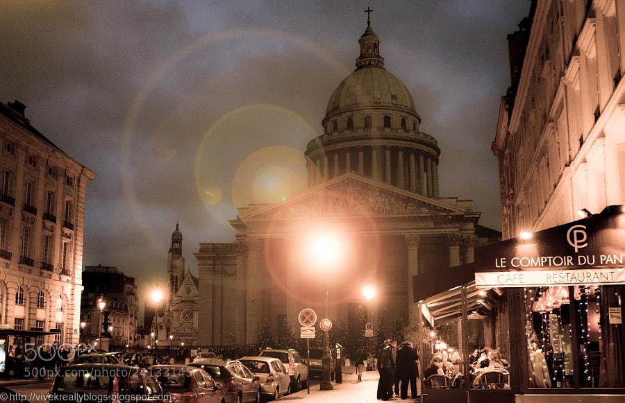 The Pantheon by Vivek Pandey (pandeyvivek)) on 500px.com