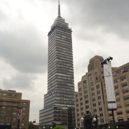 Latin Tower of M, Sony DSC-W610