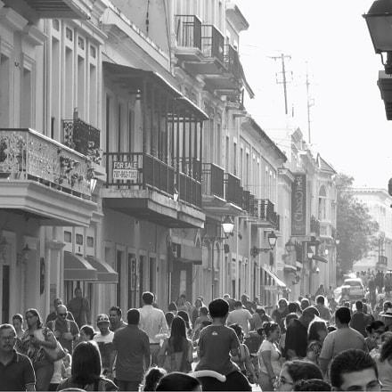 Old San Juan, Canon POWERSHOT N