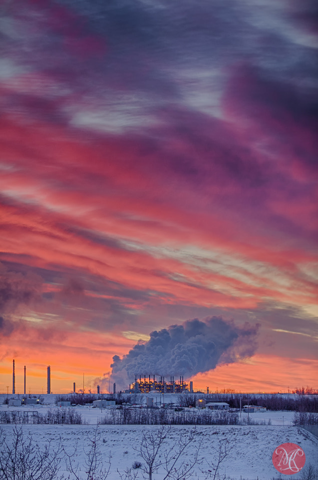 Photograph Beauty of pollution? by Kasia Sokulska on 500px