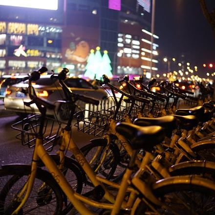 大悦城圣诞前夜, Sony ILCE-7M2, Sony FE 35mm F1.4 ZA
