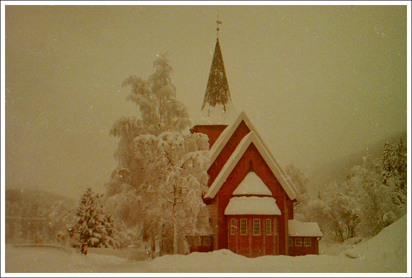 Photograph Church by Anne Harestad on 500px