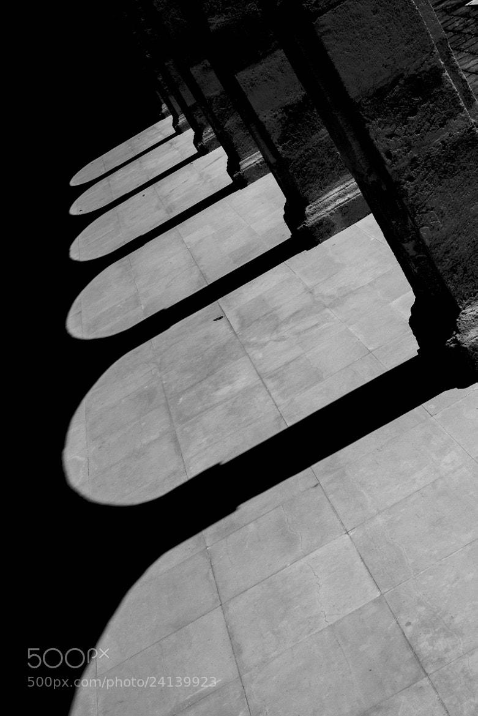 Photograph Arcade by Sante Madaro on 500px