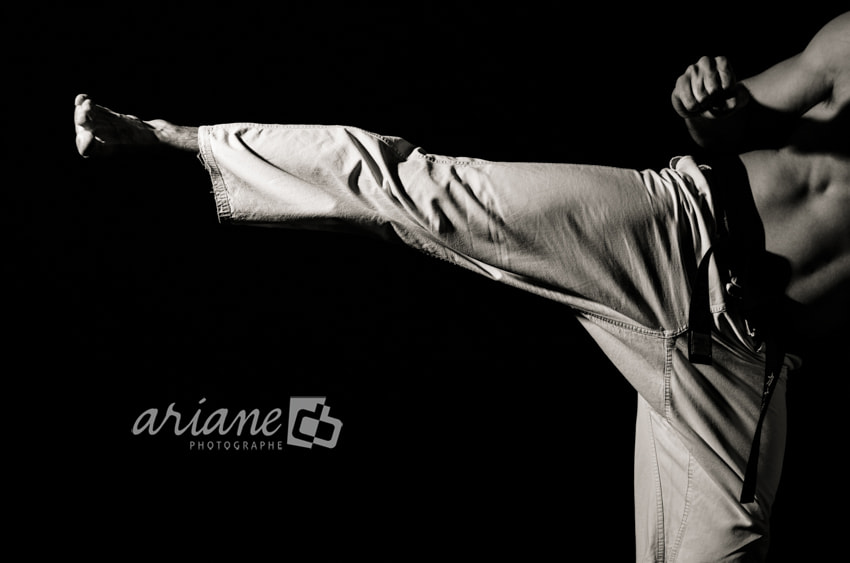 Photograph Karate by Ariann  on 500px
