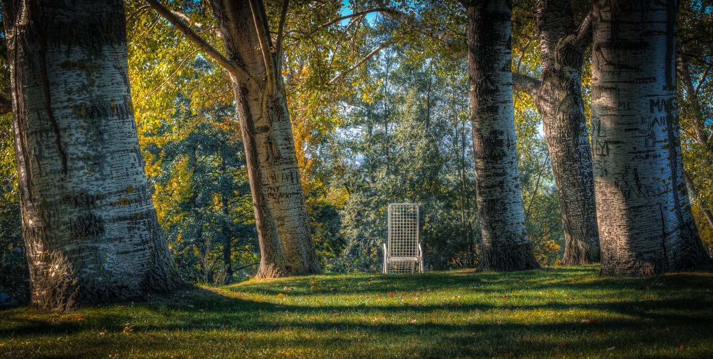 Photograph ... take a seat ... by Paul Werner Suess on 500px