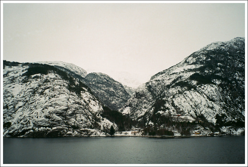 Photograph Sørfjorden by Anne Harestad on 500px