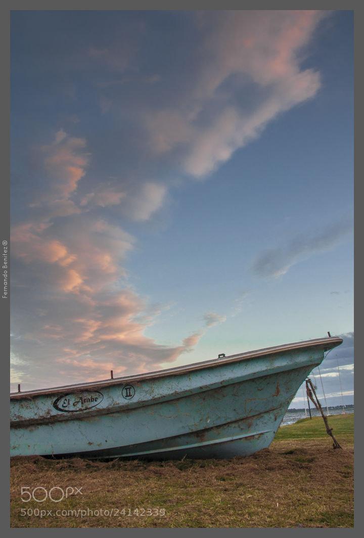 Photograph Laguna Alsina by Fernando Benitez on 500px