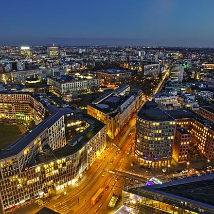 Panoramapunkt Berlin, Canon EOS 5D MARK III