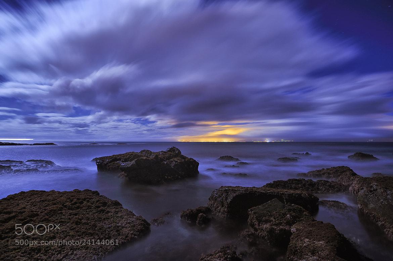 Photograph Nubes en el Estrecho by César Comino García on 500px
