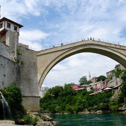 BOSNIA : Mostar, Sony DSC-V3