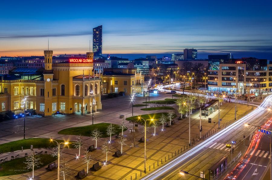 Wroclaw Main Station