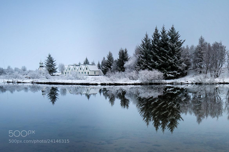 Photograph One winter morning by Jon Gretarsson on 500px