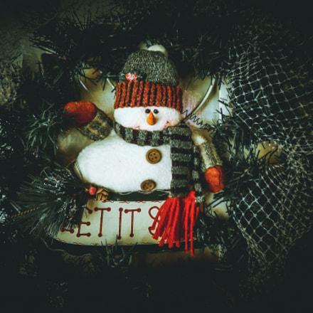 Navidad, Fujifilm FinePix SL310