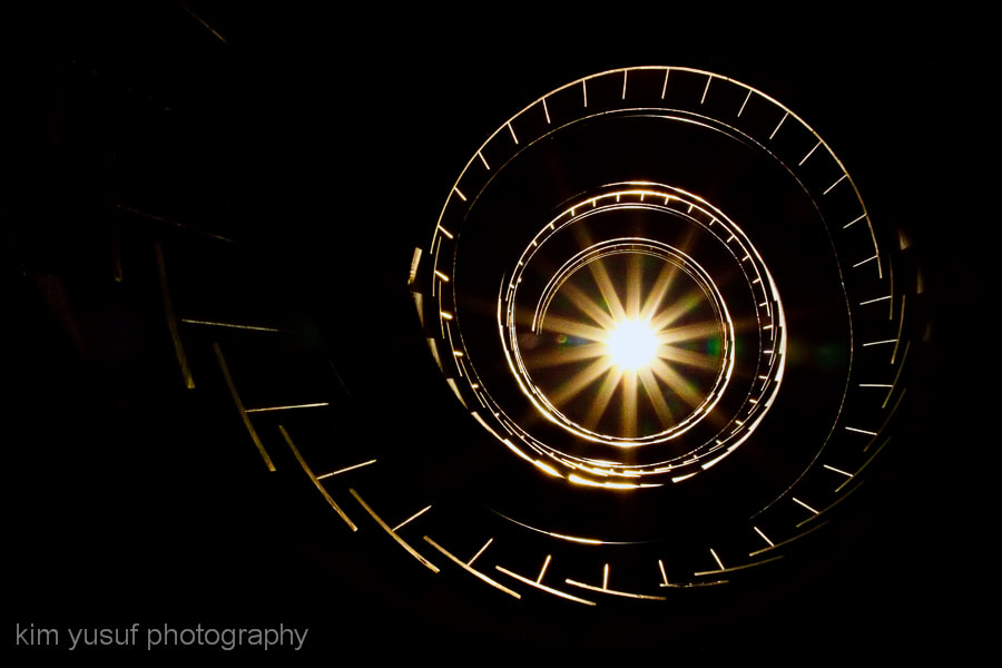 Photograph spiral I by Kim Yusuf on 500px