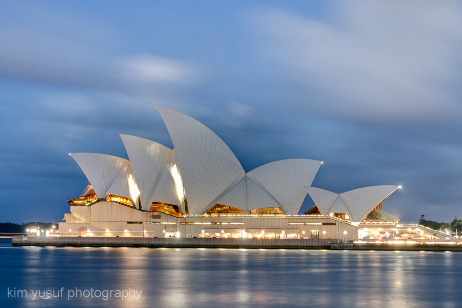Photograph Sydney Opera House by Kim Yusuf on 500px
