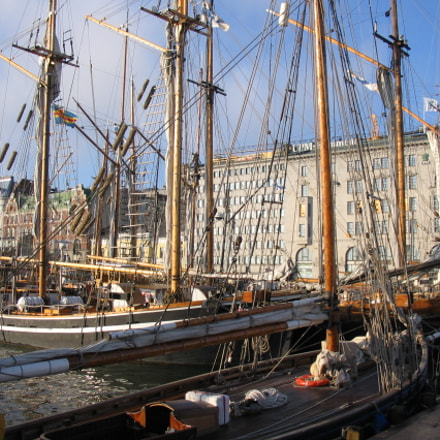 Helsinki Hafen, Canon POWERSHOT A85