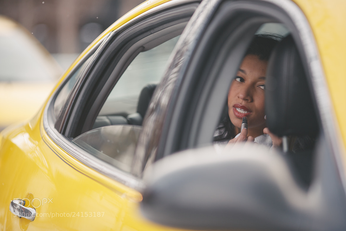 Photograph Elle - Taxi by Chris Cheng on 500px