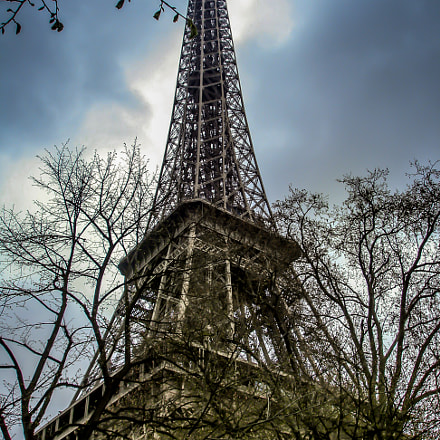 Torre Eiffel, Sony DSC-W7