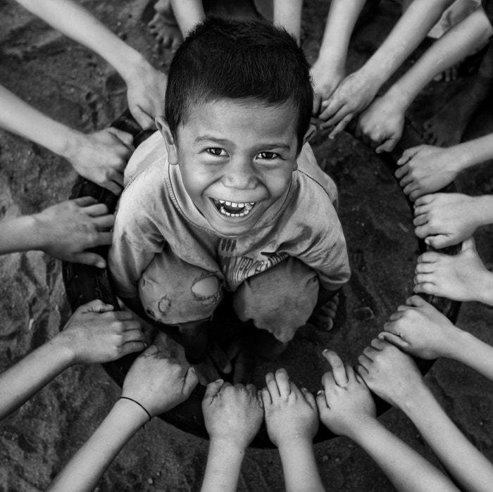 Photograph Circle for Togetherness by Alamsyah Rauf on 500px