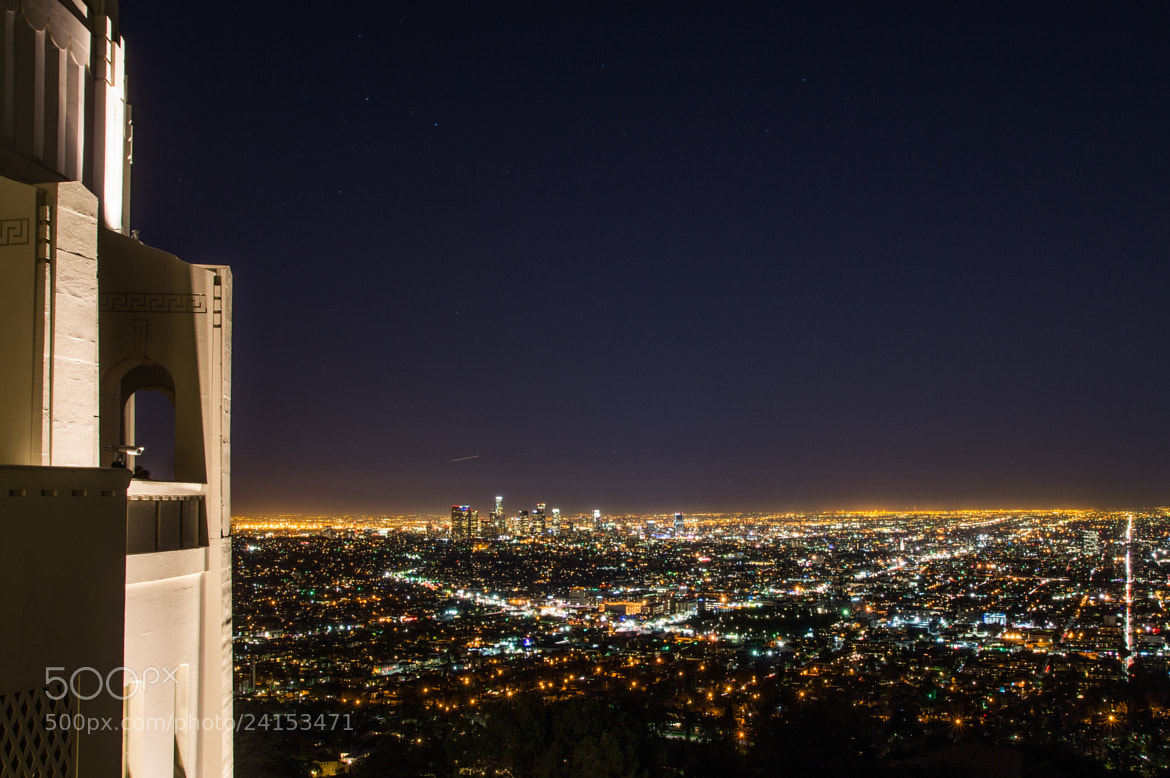Photograph Los Angeles from Griffith Observatory by Alex Gaflig on 500px