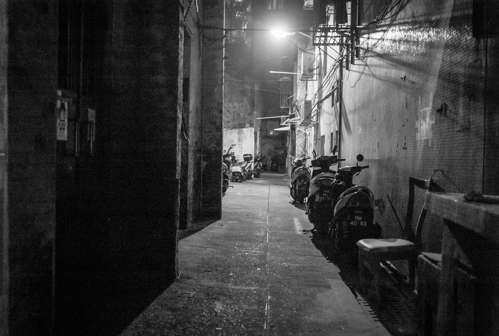 Photograph Alley by Kenneth Chong on 500px
