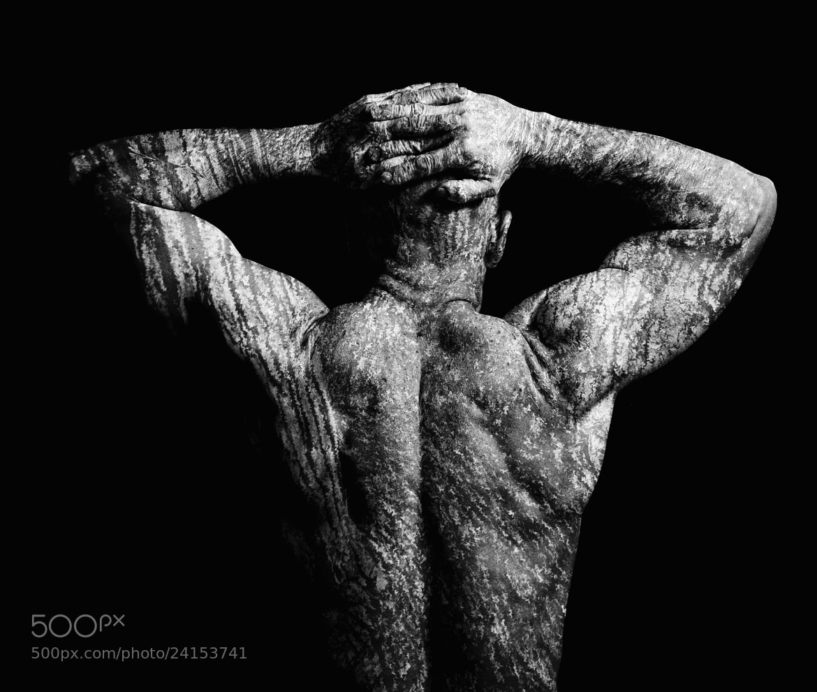 Photograph Marble Man by Johnny Gomez on 500px