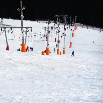 Ski slope, Nikon COOLPIX S800c