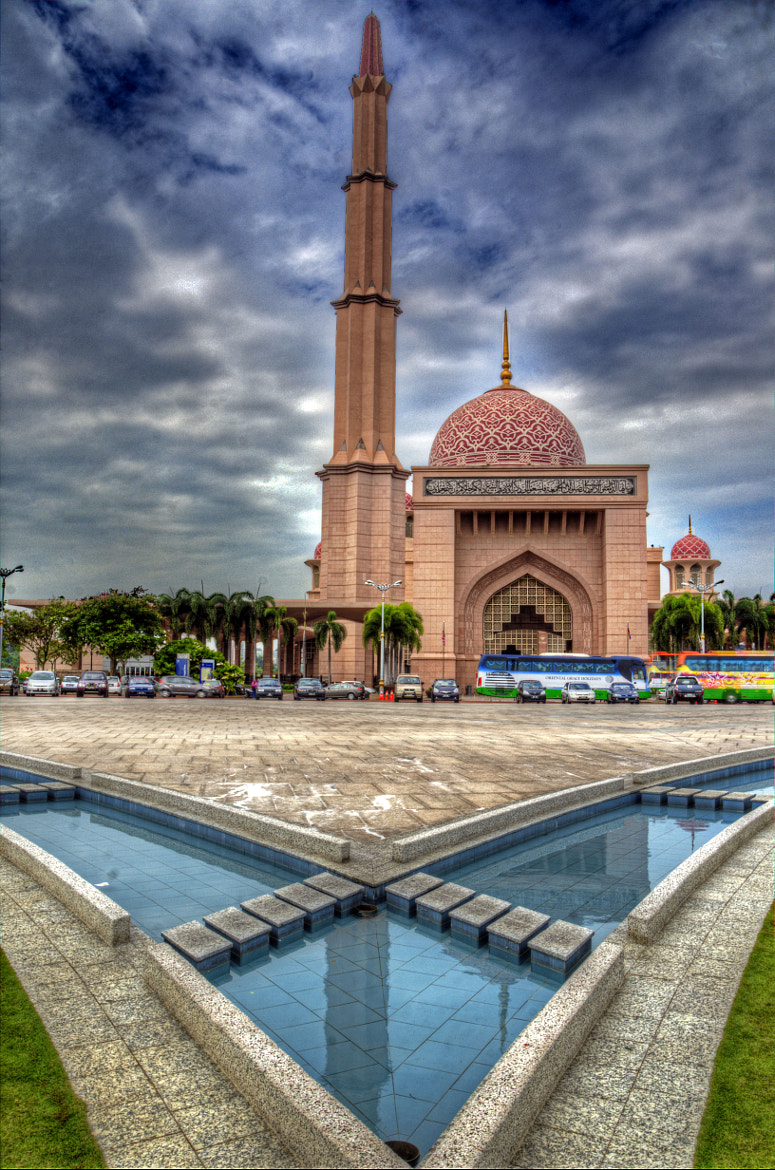 Photograph Putra Mosque by Alexander Brown on 500px