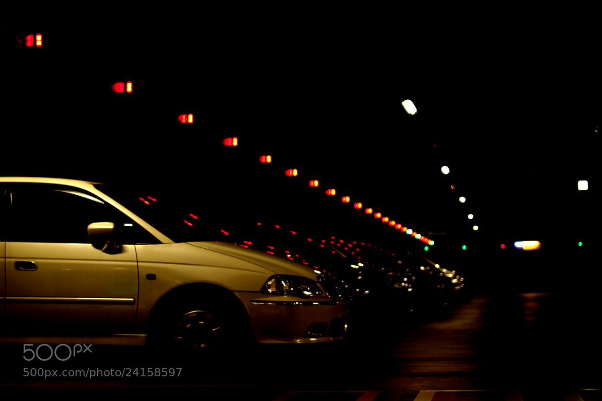 Photograph Parking area by Actrashly K on 500px