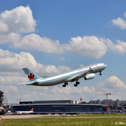 Take off from Zurich