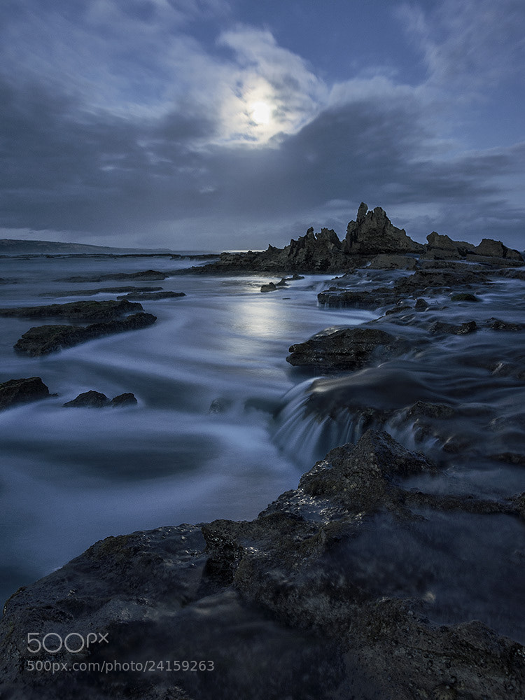 Photograph Moonlight Sonata by Dave Cox on 500px
