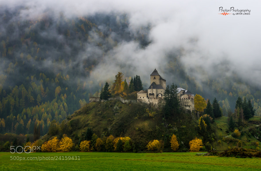 Photograph Reifenstein Castle by PHOTONPHOTOGRAPHY  - Viktor Lakics on 500px