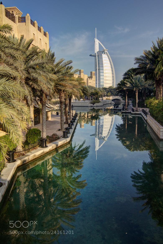 Photograph Burj Al Arab by Faiz Baig on 500px
