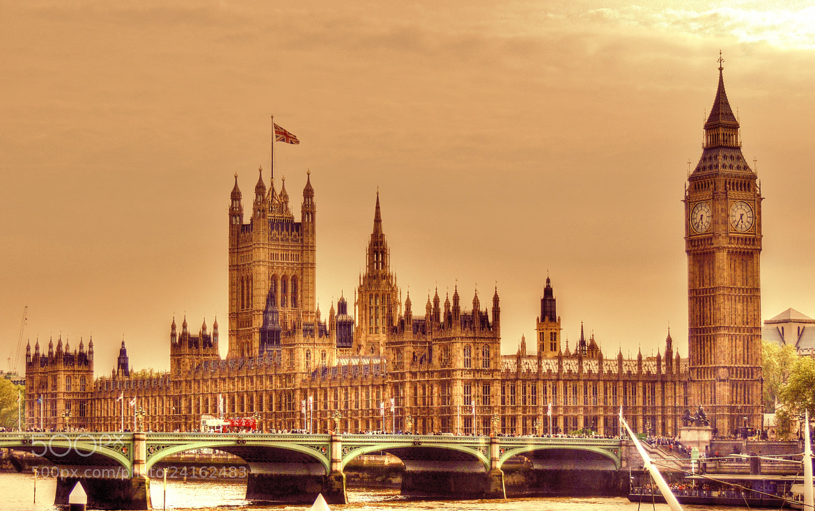Photograph Palace of Westminster. by Ravi S R on 500px