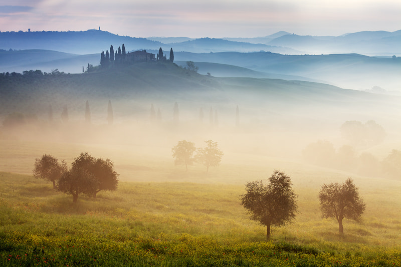Photograph Rolling Mist by Martin Rak on 500px