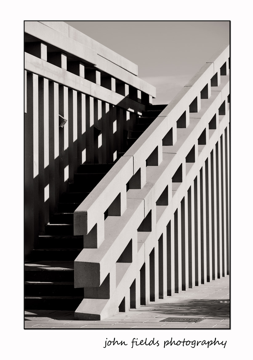 Photograph Stairway by John Fields on 500px