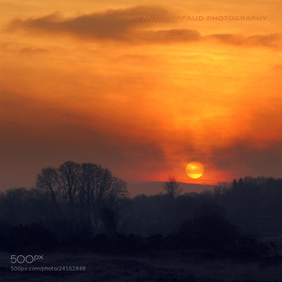 Photograph Sunrise by Annie Japaud on 500px