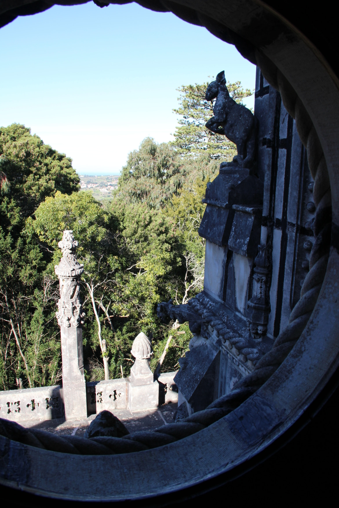 Photograph Quinta da Regaleira by Katja Sen on 500px